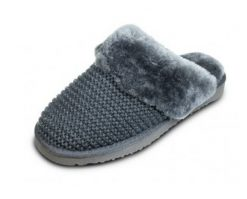 You can buy slip-on slippers for men and women lined with lambswool online at Oriental Lights