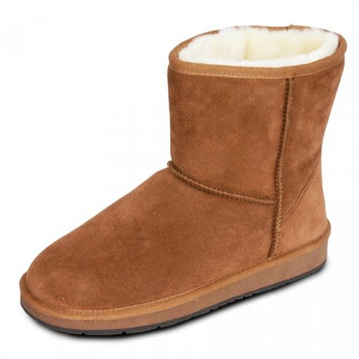 You can buy suede ladies boots lined with lambswool online at Oriental Lights